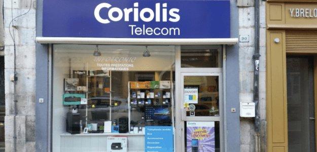 Infotronic - Coriolis Telecom