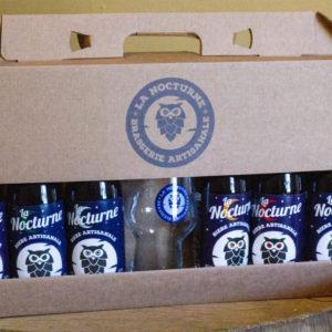 La Nocturne - coffret 5 bières